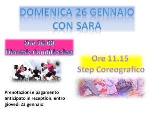 Dinamic Conditioning Sara Petri