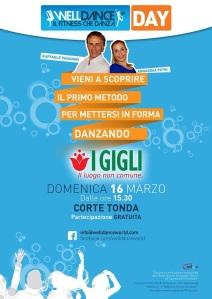 WellDance 16 Marzo Firenze i Gigli