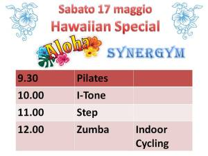 Hawayan Special Synergym