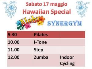 Hawayan Special Synergym
