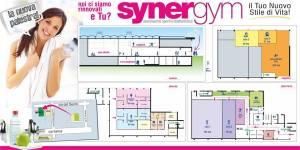 Synergym Planimetria