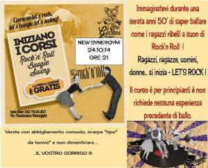 Rock and Roll Boogie Swing Geckos Viareggio
