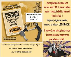 Rock and Roll Boogie Swing Geckos Viareggio