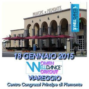 Women Welldance Viareggio Centro Congressi Principe di Piemonte Principino