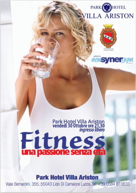 Evento Fitness Villa Ariston Lido di Camaiore