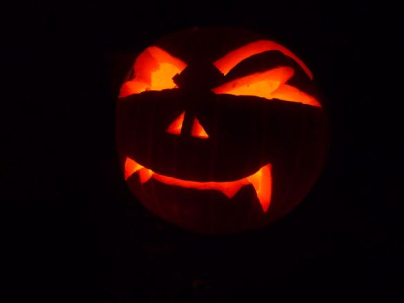 halloween zucca pumpkin mask
